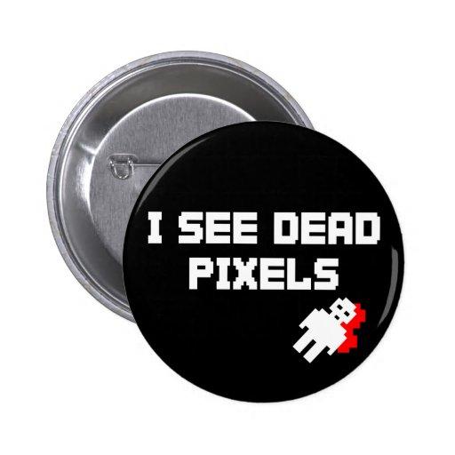 Pixeles muertos de Sarah Marshall Pin