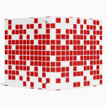 Pixeles rojos