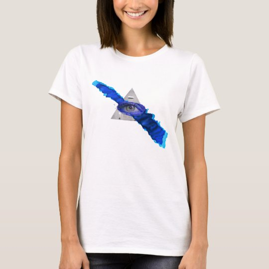 Pixelized Eye Among Other Things T-Shirt