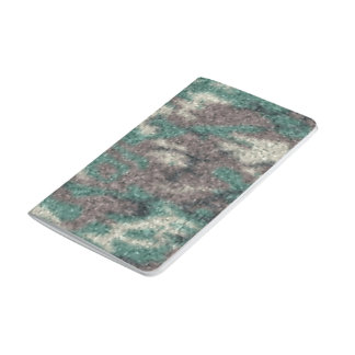 Pixellated Woodland Camo Journal