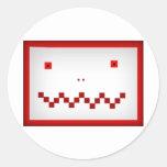 pixelman.png etiqueta redonda