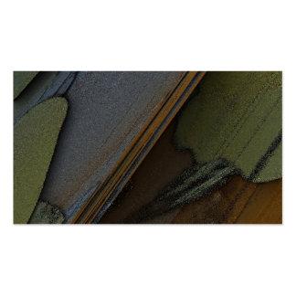 PIXELS ABSTRACT SLATES MANDELBULB 3D. FRACTAL IMG BUSINESS CARD