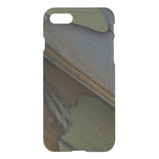 PIXELS ABSTRACT SLATES MANDELBULB 3D. FRACTAL IMG iPhone 8/7 CASE