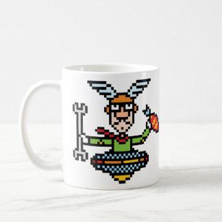 Pixels_Angelo_01-04 Coffee Mug