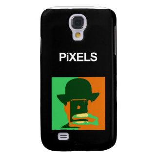 Pixels iPhone 3G/3GS Hard Shell Black Case