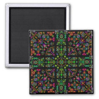 Pixels Magnet