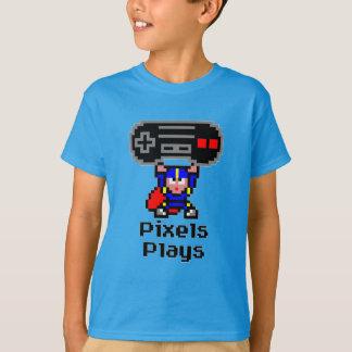 Pixels Plays Kid's Combo T-Shirt