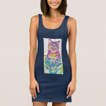 Pixie1 Art10 Sleeveless Dress