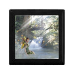 Pixie and waterfall gift box