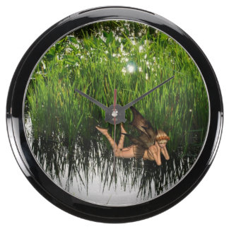 Pixie Fish Tank Clocks