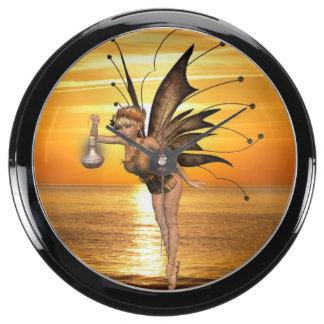 Pixie Aquarium Clocks