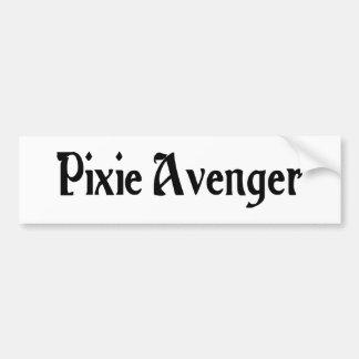 Pixie Avenger Sticker Bumper Stickers