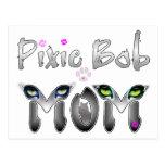 Pixie Bob Cat Mom Gifts Postcards