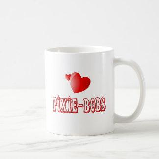 Pixie-Bob Love Coffee Mug