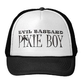 pixie boy trucker hat