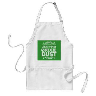 Pixie Dust Adult Apron