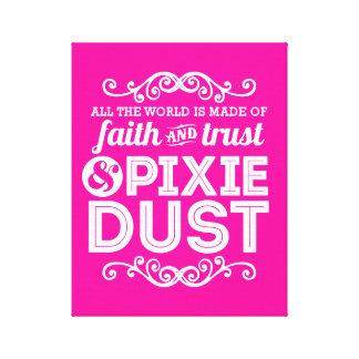 Pixie Dust Canvas Print