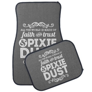 Pixie Dust Car Mat