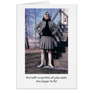 Pixie Dust Card