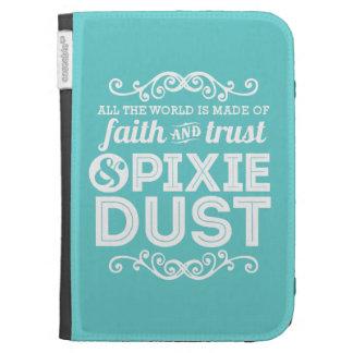 Pixie Dust Kindle Folio Cases