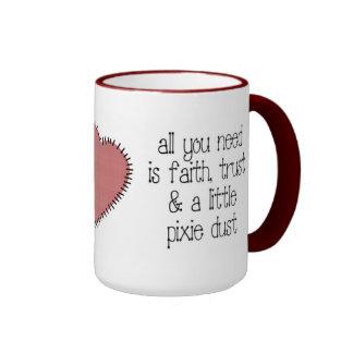 Pixie Dust Coffee Cup Coffee Mug