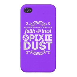 Pixie Dust iPhone 4/4S Cover