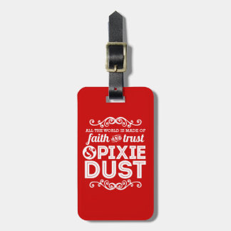 Pixie Dust Tag For Luggage