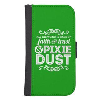 Pixie Dust Galaxy S4 Wallet