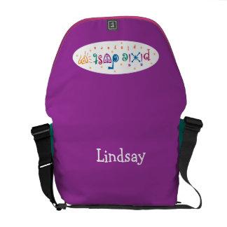 Pixie Dust Players Girl s Messenger Bag