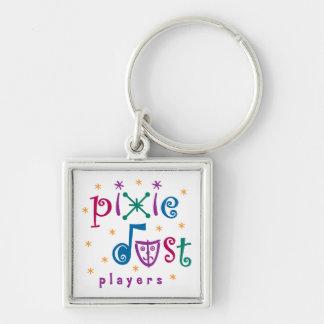 Pixie Dust Players Key Chain