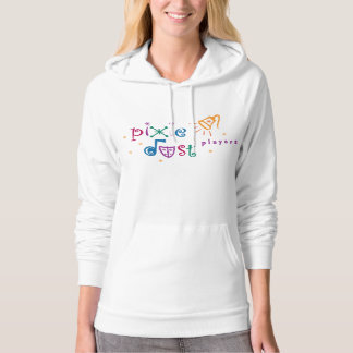 Pixie Dust Players Women's Hoodie