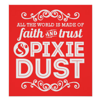 Pixie Dust Poster