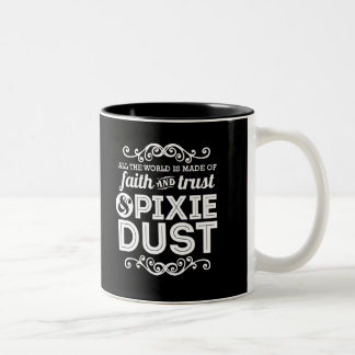 Pixie Dust Two-Tone Coffee Mug