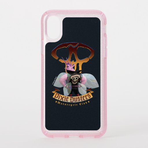Pixie Dusters - Motorcycle Club Speck iPhone XS Case