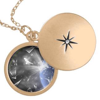 Pixie Escape Locket Necklace