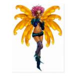 Pixie Fae Fairy Postcard