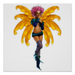 Pixie Fae Fairy Posters