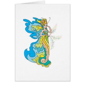 pixie fairy princess cards