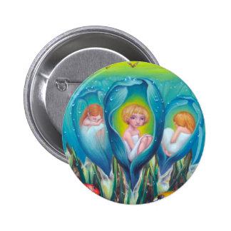 Pixie Farm Pinback Button