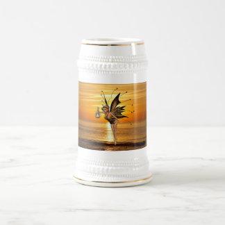 Pixie Lantern Beer Stein Coffee Mugs