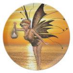 Pixie Lantern Plate