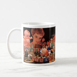 Pixie Lee Green Mug