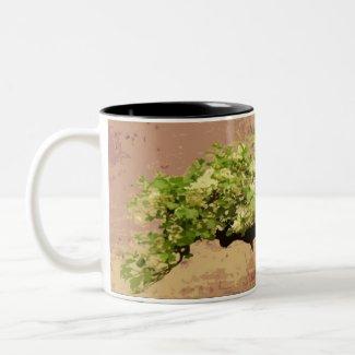 Pixie on a Bonsai Mug zazzle_mug