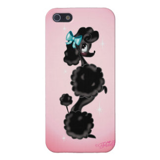 Pixie Poodle Iphone Case iPhone 5 Cover