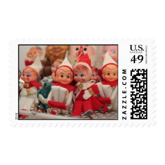 Pixie Postage Stamps
