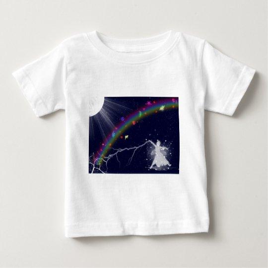 Pixie Rainbow Escape Baby T-Shirt