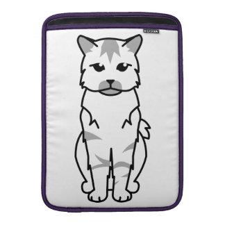 Pixiebob Cat Cartoon MacBook Air Sleeve