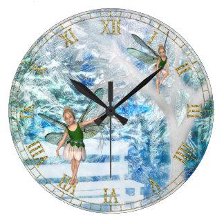 Pixies Wall Clock