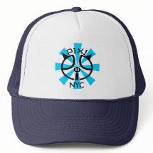 Pixipig NYC Blue Star Hat