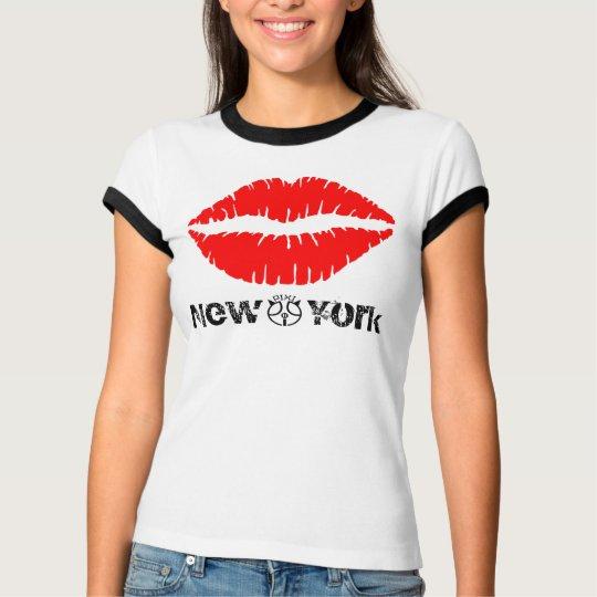 Pixipig Red Lip T-Shirt